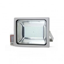 RGB LED Strahler 30W mit RF Fernbedienung