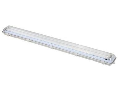 Staubdichte Leuchte 120cm für 2Stk. T8 LED Röhren