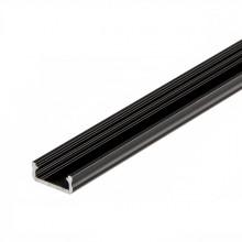 Aluminiumprofil schwarz
