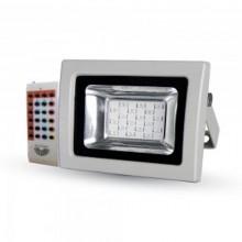 RGB LED Strahler 10W mit RF Fernbedienung