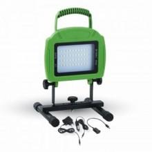 Tragbarer aufladbarer LED Strahler 20W mit Akkumulator
