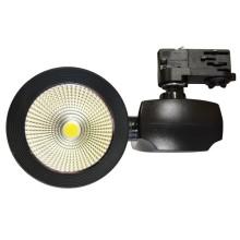 LED Strahler 40W für den Innebereich schwarz