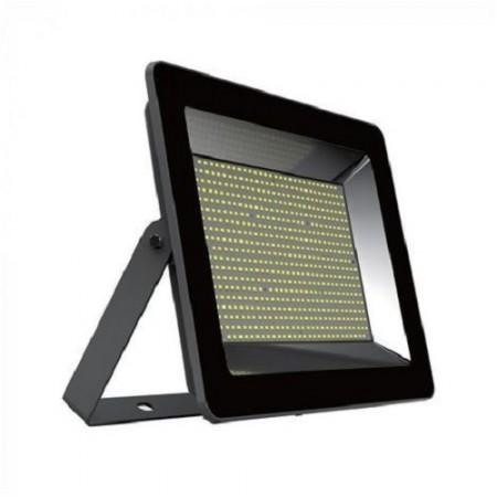 LED-Strahler 100W, schwarz