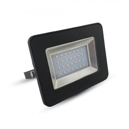 LED Strahler 50W schwarz