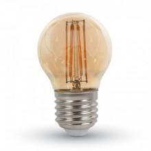 Jantar Mini LED Filament Glühlampe E27 G45 4W