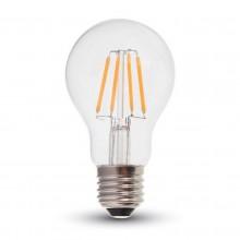 LED Filament Glühlampe E27 A60 4W