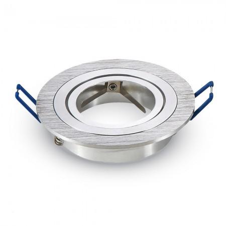 Aluminium Rahmen für Glühlampen rund