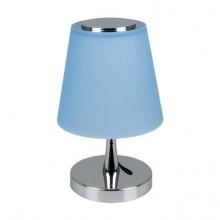 Dimmbare LED Tischlampe 5W blau