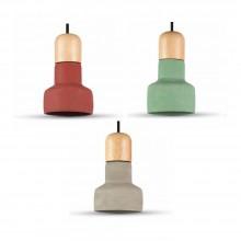 Beton Hängeleuchte (3 Farben)