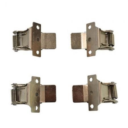 Druckfeder Set für große LED Paneele in die Rigipsplatte