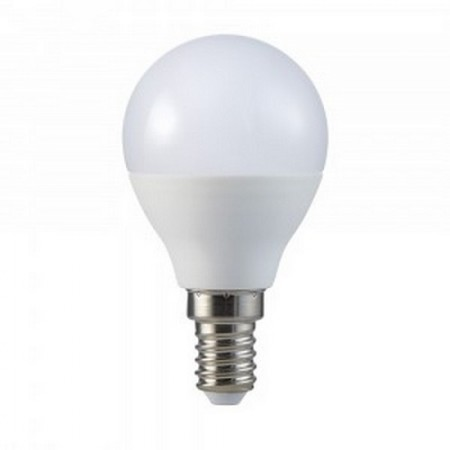 Profi LED-Glühbirne E14 P45 4,5W SAMSUNG Chips 110lm/W,A++