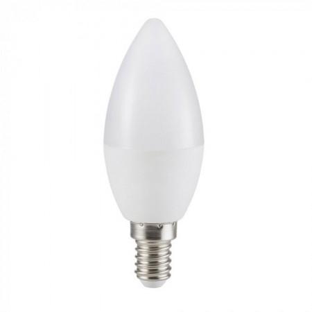 Profi LED-Kerzenlampe milchglas E14 5,5W mit SAMSUNG Chips
