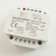Empfangsgerät für RF LED Dimmer