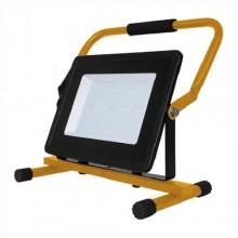 Tragbarer LED Strahler 100W mit Stativ