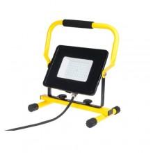 Tragbarer LED Strahler 50W mit Stativ