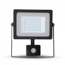 LED Strahler 30W mit Bewegungsmelder