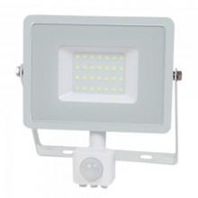 Profi LED Strahler 30W mit Bewegungsmelder mit SAMSUNG Chips weiß