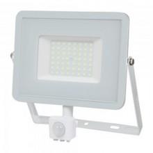 Profi LED Strahler 50W mit Bewegungsmelder mit SAMSUNG Chips weiß