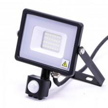 Profi LED Strahler 20W mit Bewegungsmelder mit SAMSUNG Chips