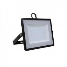Profi LED Strahler 100W mit hoher Lichtstärke (120lm/W) und SAMSUNG Chips schwarz