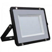 Profi LED Strahler 200W mit hoher Lichtstärke (120lm/W) und SAMSUNG Chips schwarz